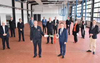 Übergabe neues Feuerwehrgerätehaus Ascheberg