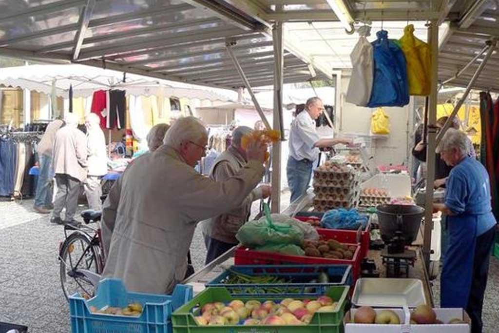 Wochenmarkt in Ascheberg