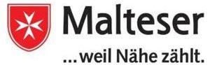 Das Malteser Logo mit Slogan