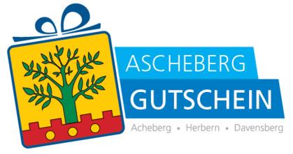 Ansicht Logomotiv Ascheberg-Gutschein