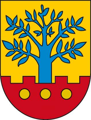 Logo in Wappenform der Gemeinde Ascheberg