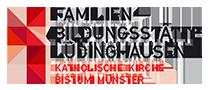Das Logo der Familienbildungsstätte Lüdinghausen