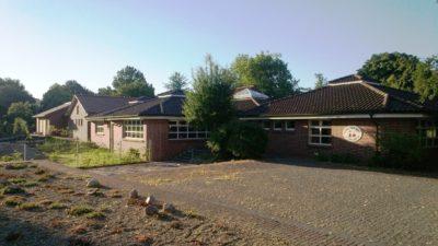 Ansicht Kindergarten St. Katharina Ascheberg von außen
