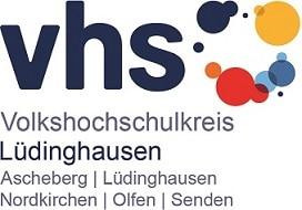 Das Logo der VHS-Lüdinghausen