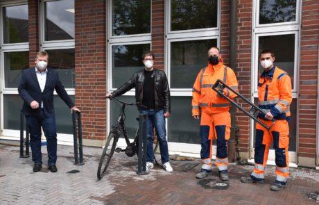 Fahrradständer Ascheberg-Poller
