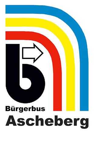 Das Logo des Bürgferbusses in Ascheberg.