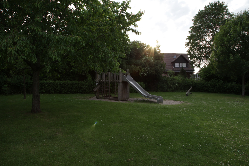 Ansicht Spielplatz Im Loh