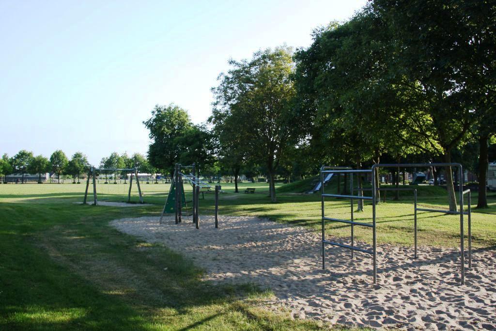 Ansicht Spielplatz Schlingermanns Hof