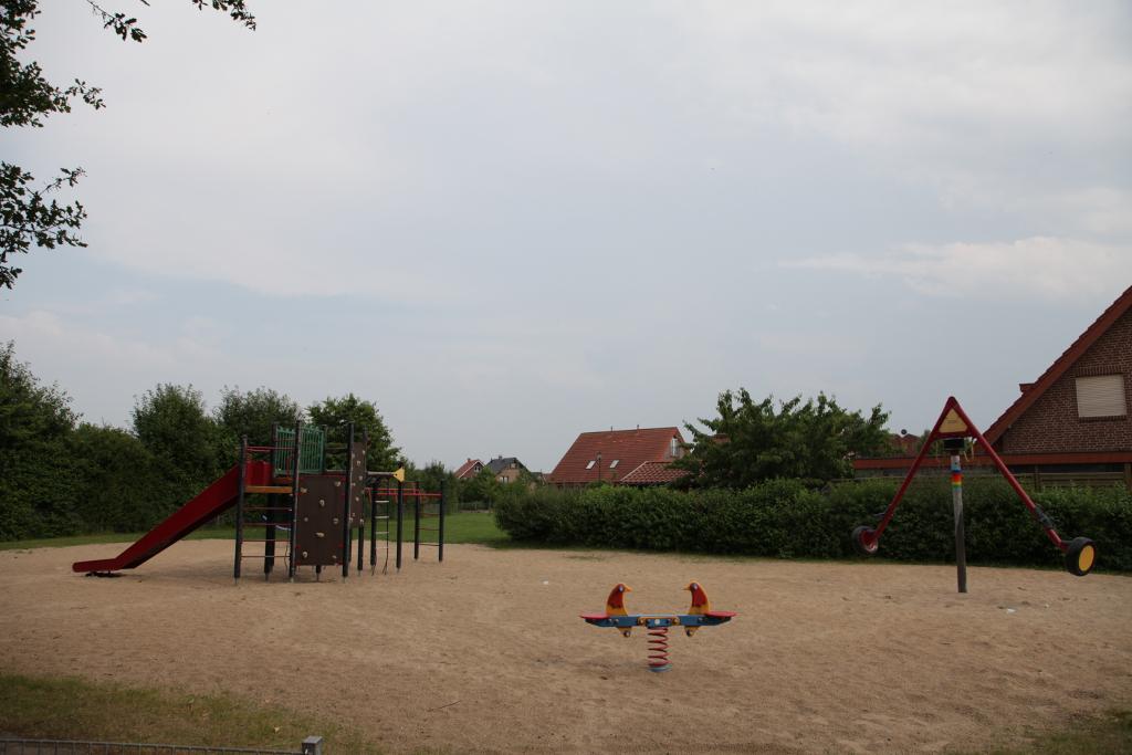 Ansicht Spielplatz Siekenkamp