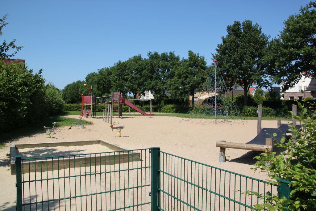 Ansicht Spielplatz Süd West II