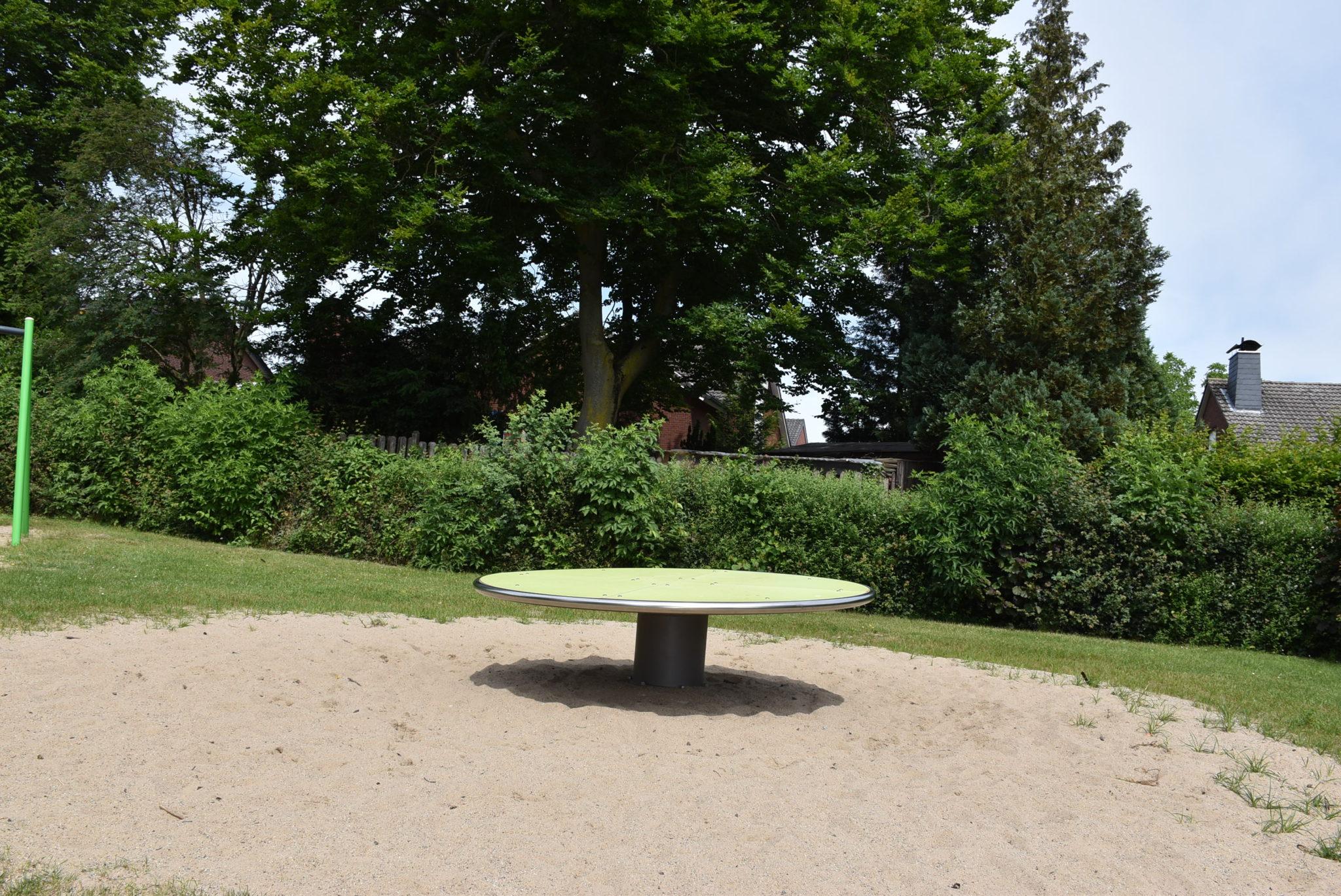 Übersicht Drehscheibe Spielplatz Siepen