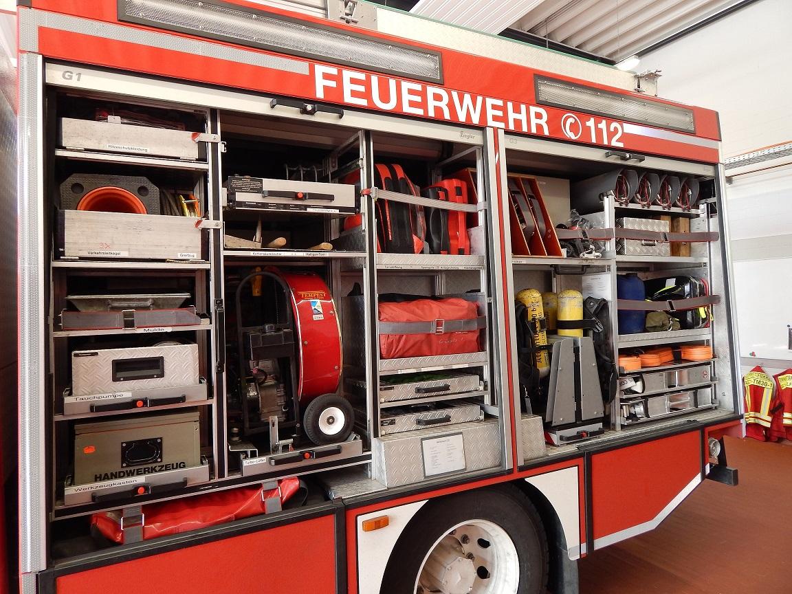Hilfeleistungslöschgruppenfahrzeug (HLF 20)