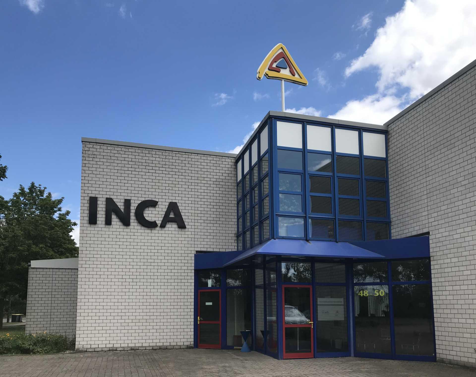 INCA Technologiezentrum Ascheberg Eingang