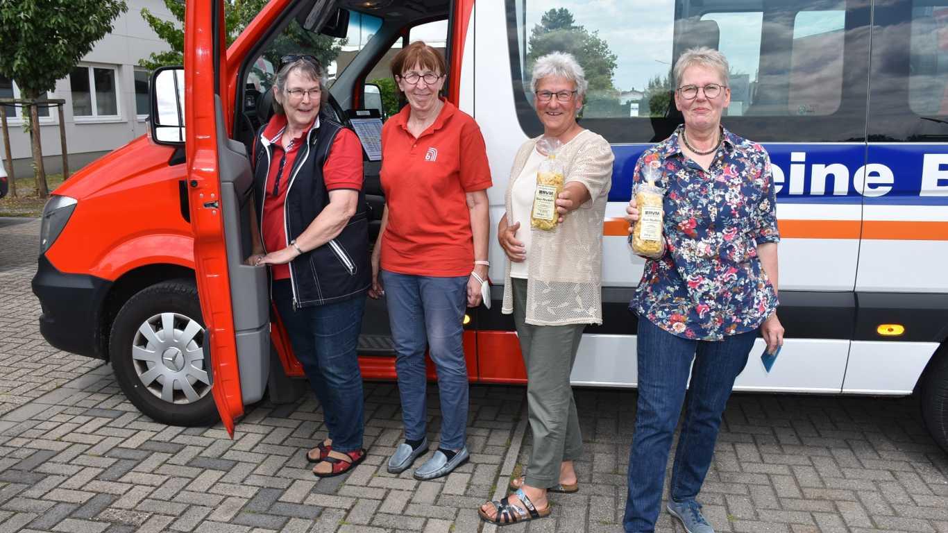 Bürgerbus-Fahrerinnen