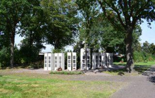 Friedhof Ascheberg Kolumbarium