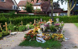 Friedhof Herbern - Urnengräber 2