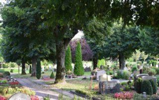 Friedhof Herbern - Wahlgräber 2