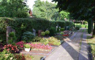 Friedhof Herbern - Wahlgräber 3